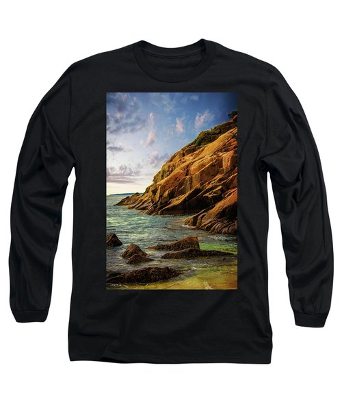 Acadia National Park--maine Long Sleeve T-Shirt by Sherman Perry