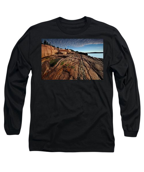 Acadia Rocks Long Sleeve T-Shirt