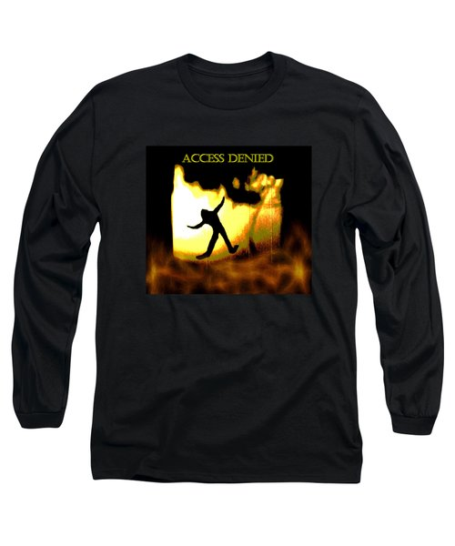 Access Denied Apparel Long Sleeve T-Shirt