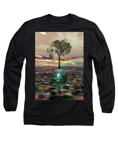 Acid Tree Long Sleeve T-Shirt
