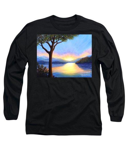 Adirondack Dawn Long Sleeve T-Shirt