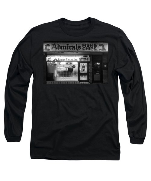 Admirals Fish And Chips Long Sleeve T-Shirt