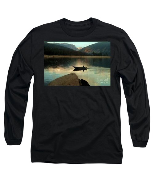 Admiring God's Work Long Sleeve T-Shirt by Desiree Paquette