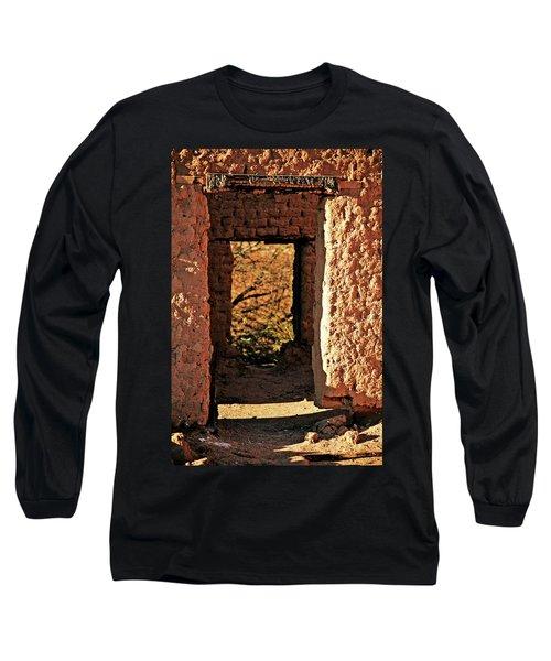 Adobe Ruin Long Sleeve T-Shirt