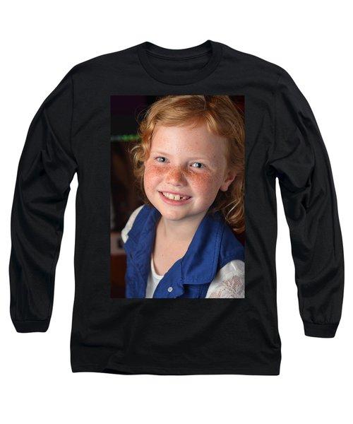 Adrianna Briggs Long Sleeve T-Shirt