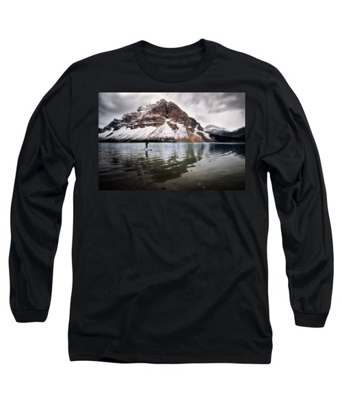 Adventure Unlimited Long Sleeve T-Shirt by Nicki Frates