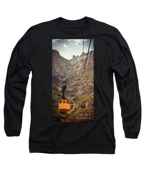 Aeri De Montserrat Long Sleeve T-Shirt