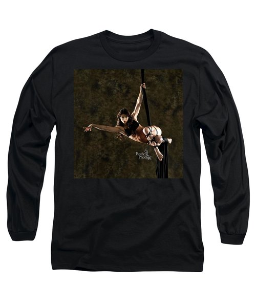 Aerial Ninja Long Sleeve T-Shirt