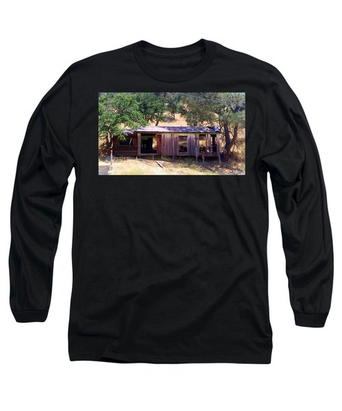 Cozy Cottage Kern County Long Sleeve T-Shirt