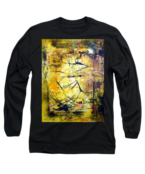 Aforethought Abstract Long Sleeve T-Shirt