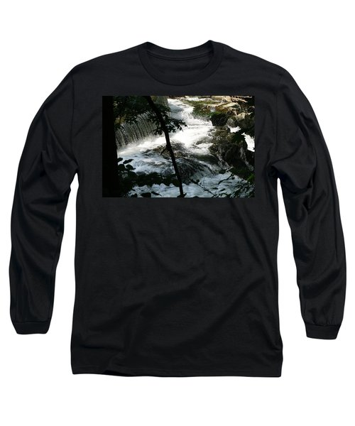 Long Sleeve T-Shirt featuring the photograph Africa 2 by Paul SEQUENCE Ferguson             sequence dot net