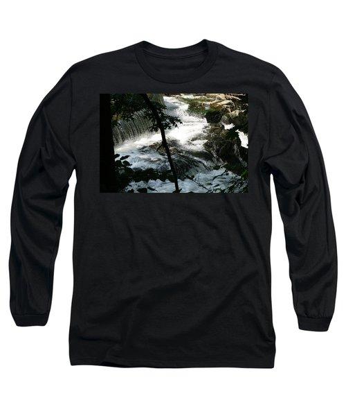 Africa 2 Long Sleeve T-Shirt by Paul SEQUENCE Ferguson             sequence dot net