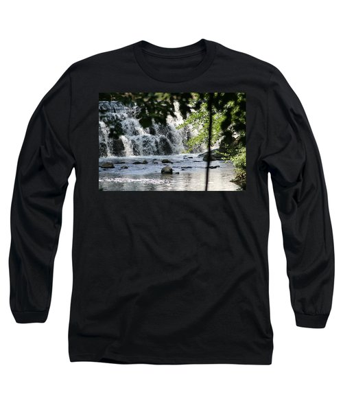 Long Sleeve T-Shirt featuring the photograph Africa by Paul SEQUENCE Ferguson             sequence dot net