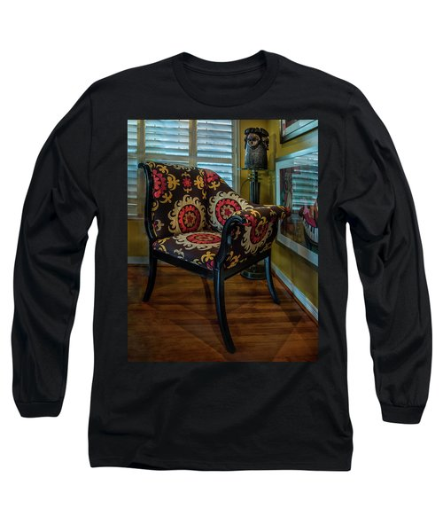 African Accent Furniture Long Sleeve T-Shirt