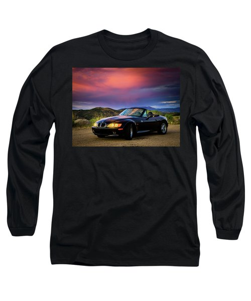 After The Storm - Bmw Z3 Long Sleeve T-Shirt