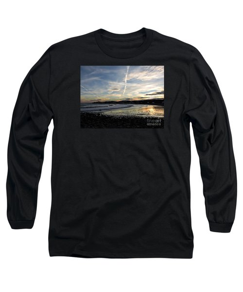 After The Storm In 2016 Long Sleeve T-Shirt by Marcia Lee Jones