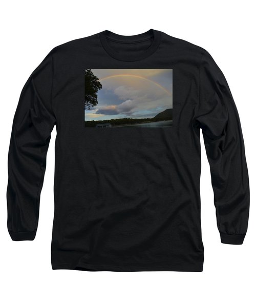 Long Sleeve T-Shirt featuring the photograph After The Storm by James McAdams