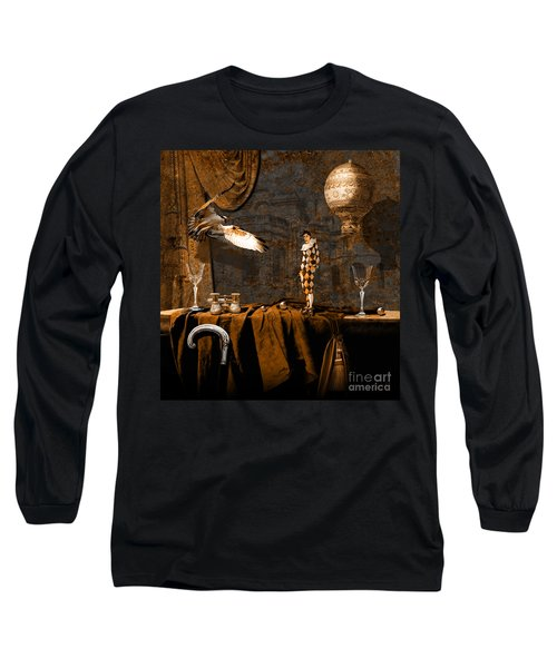 After Theater Long Sleeve T-Shirt