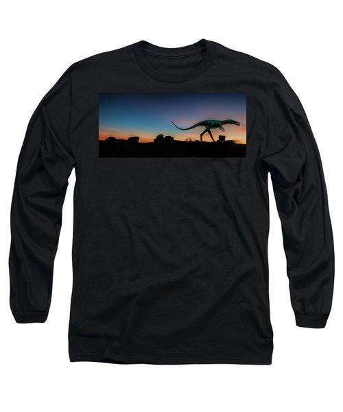 Afterglow Dinosaur Long Sleeve T-Shirt