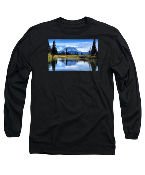 Long Sleeve T-Shirt featuring the photograph Afternoon Delight by Lynn Hopwood