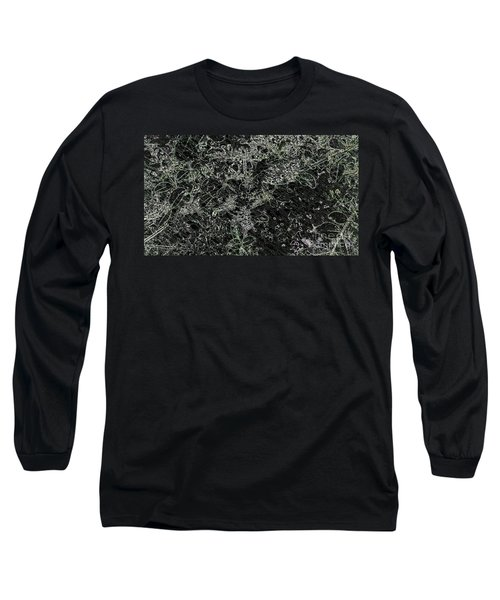 Afterthoughts  Long Sleeve T-Shirt by Rachel Hannah