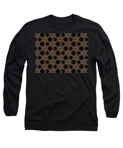 Agate Dimensions Long Sleeve T-Shirt