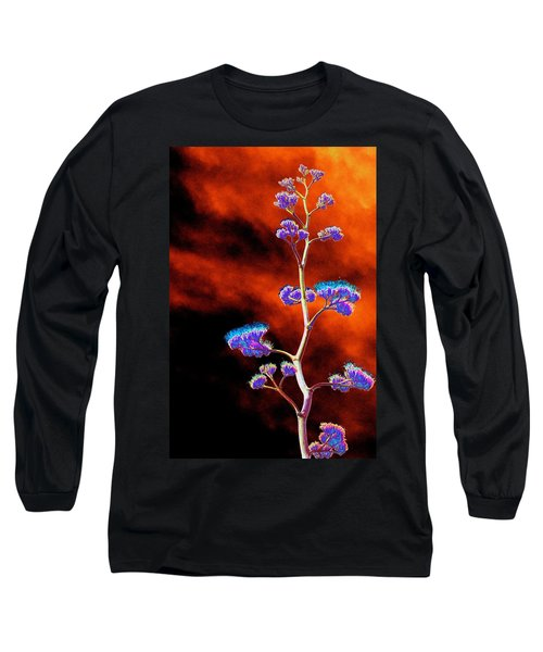 Agave Through Tequila Eyes Long Sleeve T-Shirt