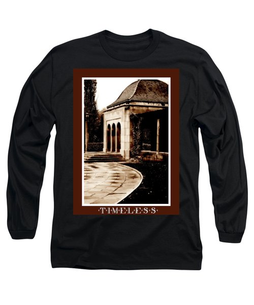 Aged By Time Long Sleeve T-Shirt