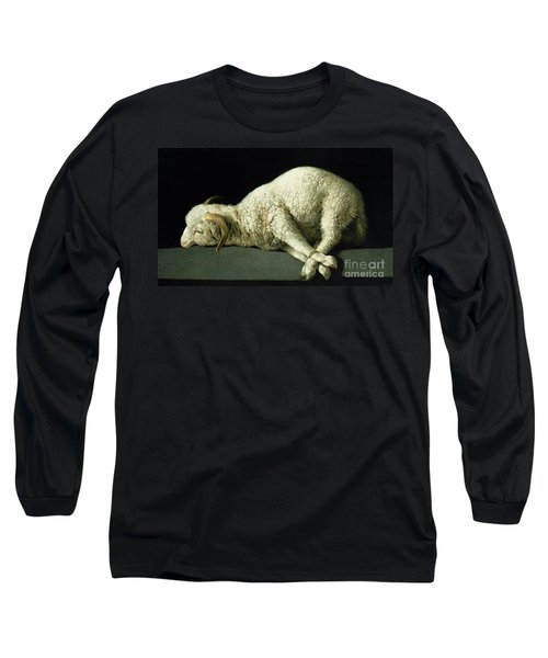 Agnus Dei Long Sleeve T-Shirt