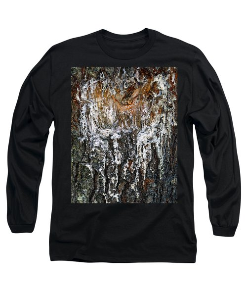 Long Sleeve T-Shirt featuring the photograph Agony And Ecstasy by Lynda Lehmann
