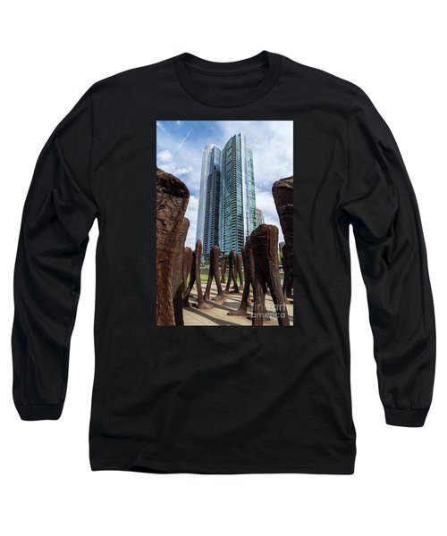 Agora All Proceeds Go To Hospice Of The Calumet Area Long Sleeve T-Shirt
