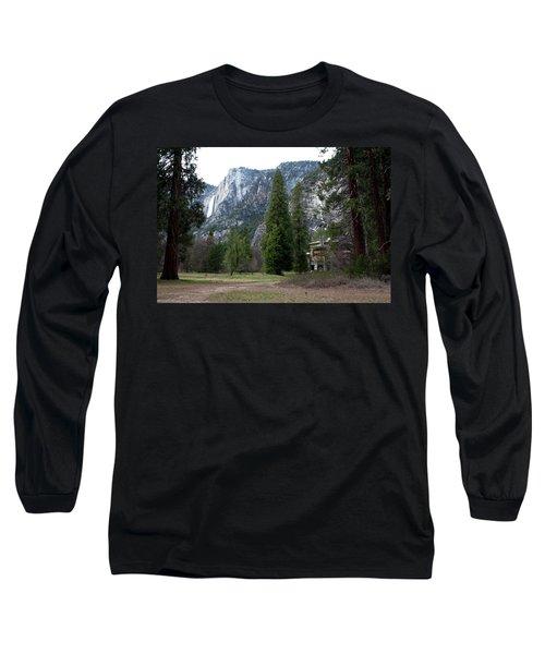 Ahwahnee Setting Long Sleeve T-Shirt