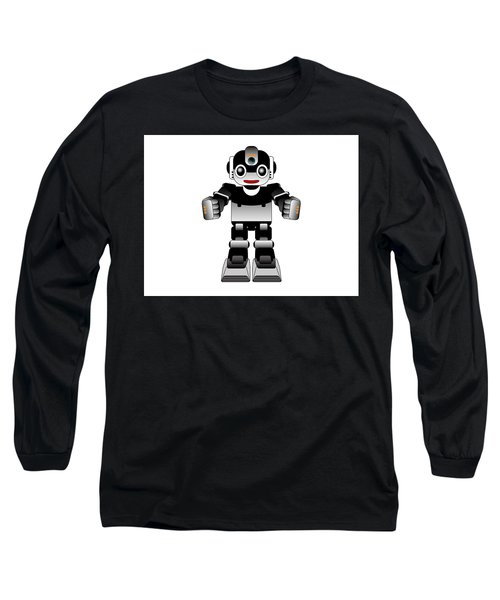 Ai Robot Long Sleeve T-Shirt