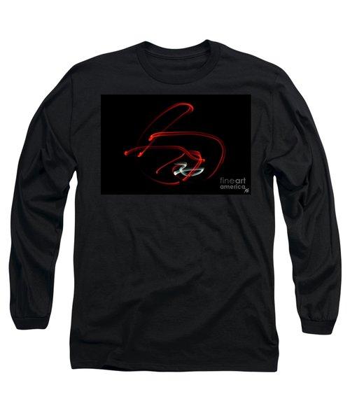 Aikido - Kaitenage, Omote Long Sleeve T-Shirt