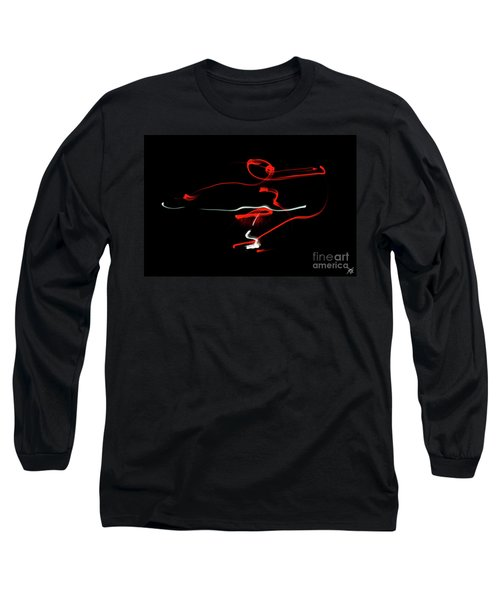 Aikido - Sankyo, Omote Long Sleeve T-Shirt