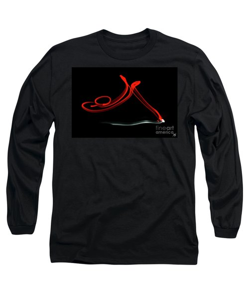 Aikido - Shihonage, Omote Long Sleeve T-Shirt