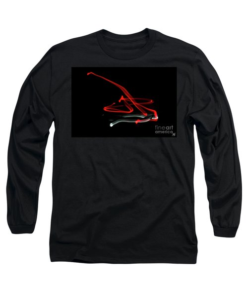 Aikido - Tenchinage, Omote Long Sleeve T-Shirt