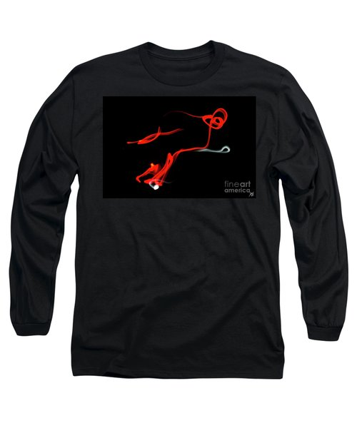 Aikido - Yonkyo, Omote Long Sleeve T-Shirt