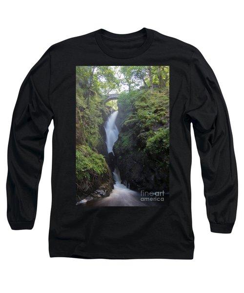 Aira Force Waterfall Long Sleeve T-Shirt