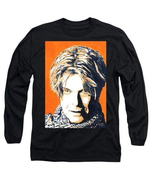 Aka Bowie Long Sleeve T-Shirt