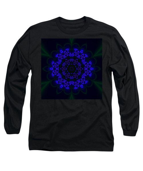 Akabala Lightmandala Long Sleeve T-Shirt by Robert Thalmeier