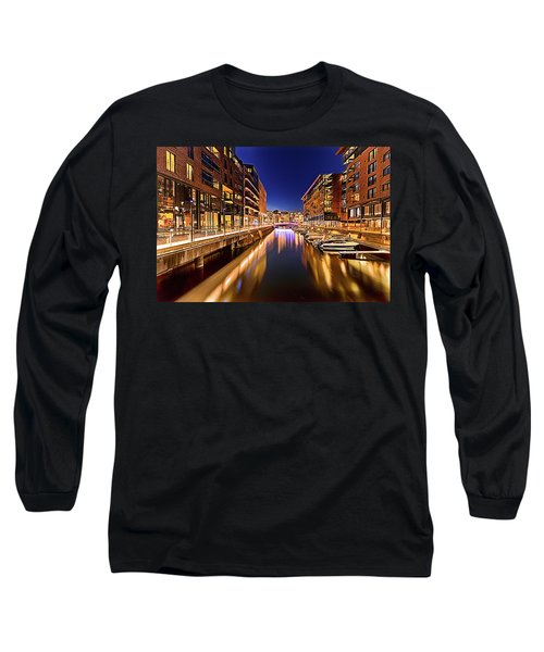 Aker Brygge Long Sleeve T-Shirt