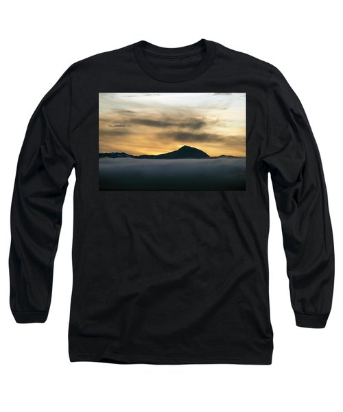 Alaskan Gold Long Sleeve T-Shirt