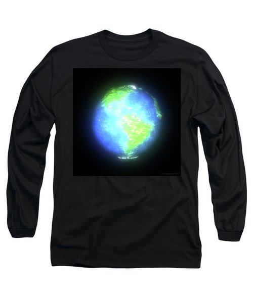 Albedo - Americas By Day Long Sleeve T-Shirt