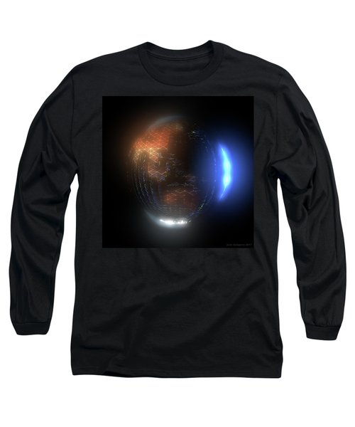 Albedo - Transition From Night To Day Long Sleeve T-Shirt