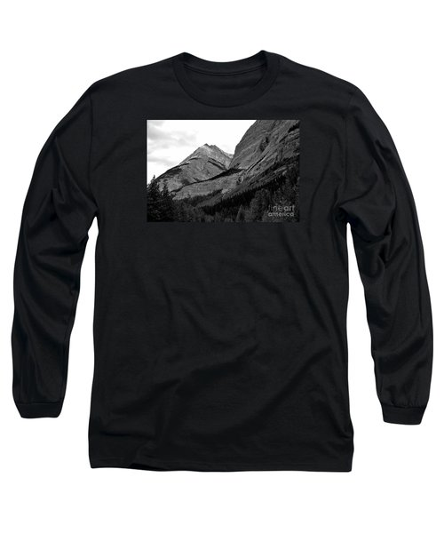 Long Sleeve T-Shirt featuring the photograph Alberta, 2015 by Elfriede Fulda