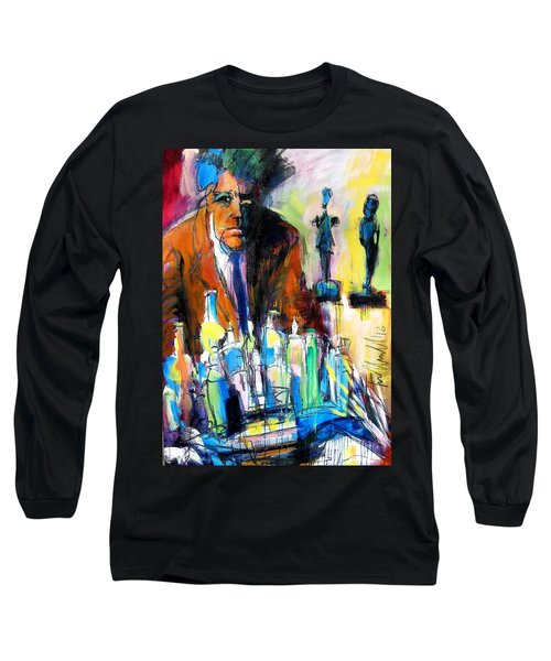 Alberto Long Sleeve T-Shirt by Les Leffingwell