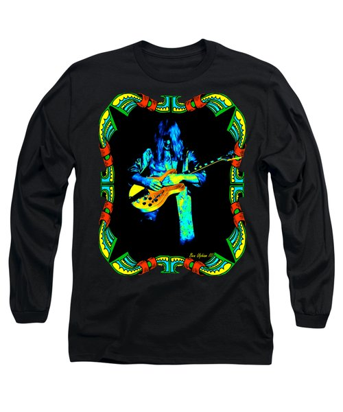 Frame #1 Long Sleeve T-Shirt