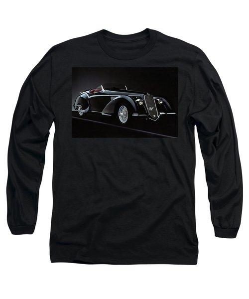 Alfa Romeo 8c 2900 Mercedes Benz Long Sleeve T-Shirt