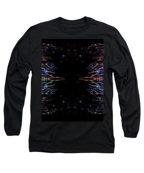 Alien Face Off Long Sleeve T-Shirt